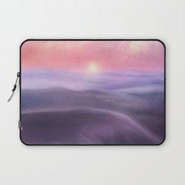 Minimal abstract landscape III Laptop Sleeve