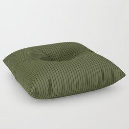 Angular Lines VI Floor Pillow