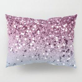 Unicorn Girls Glitter #6 #shiny #pastel #decor #art #society6 Pillow Sham
