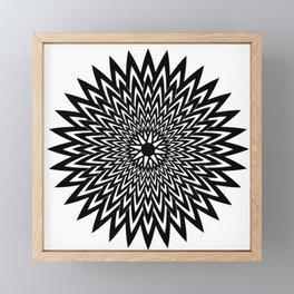 Stella Orientem Framed Mini Art Print