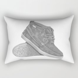 These Old Shoes! Rectangular Pillow