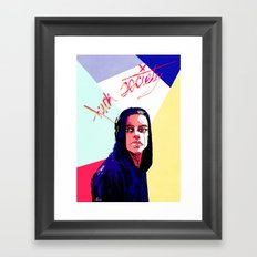 F.Society Framed Art Print