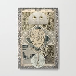 Maroccan Totem Pole #3 Metal Print