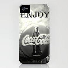 Coca Cola #2 iPhone (4, 4s) Slim Case