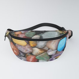 Healing Crystals Fanny Pack