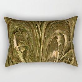 Rustig Nature Texture Rectangular Pillow