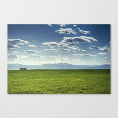 Your World Canvas Print