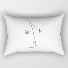 Demeter Moji d23 4-2 w Rectangular Pillow