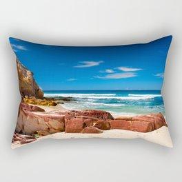 Seclusion Bay Rectangular Pillow