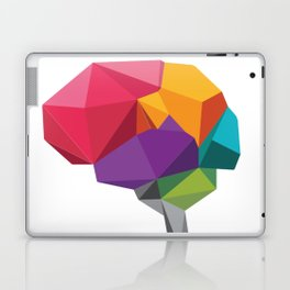 creative brain Laptop & iPad Skin