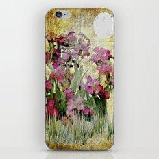 vegetal tag iPhone & iPod Skin