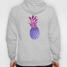 Violet pineapples Hoody
