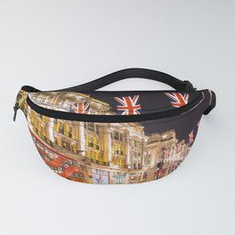 Regent Street London Fanny Pack