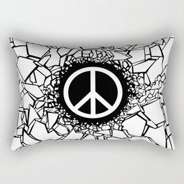 Peacebreaker II Rectangular Pillow