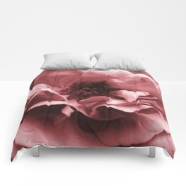 Rose Colored Glasses Comforters