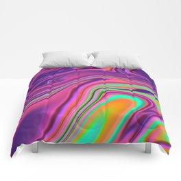 EXPIRED MILK Comforters
