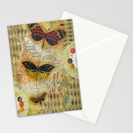 Spread your wings and fly Stationery Cards