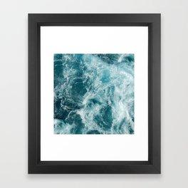 Sea Framed Art Print