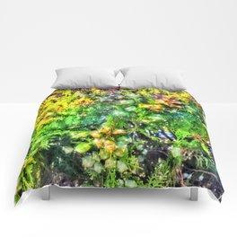 Dreamy Juniper Comforters