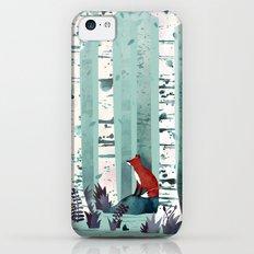 The Birches Slim Case iPhone 5c