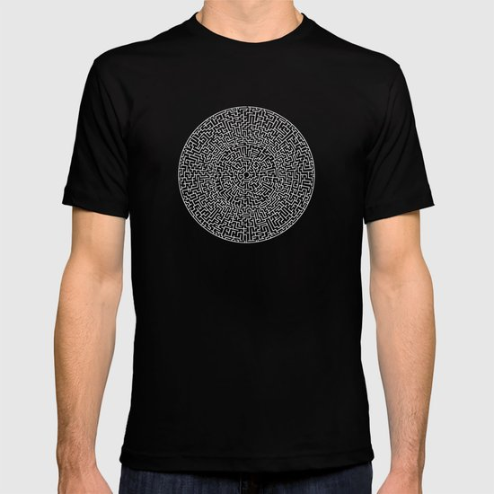 THE RED LABYRINTH T-shirt