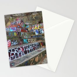 Graffiti in the wild Stationery Cards