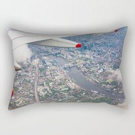 Center of London Rectangular Pillow