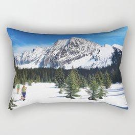 Mtn Lv Rectangular Pillow