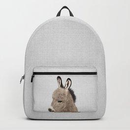 Donkey - Colorful Backpack