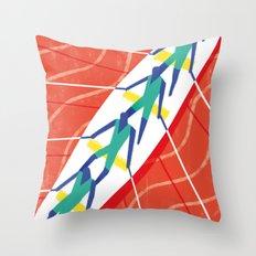 Ritmo Throw Pillow