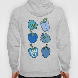 Blue Bell Peppers Hoody