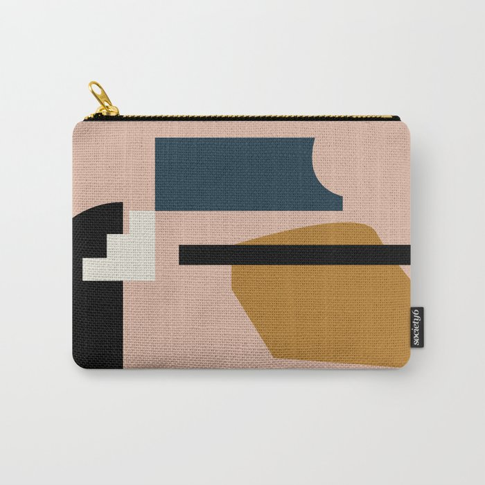Shape study #2 - Lola Collection Carry-All Pouch