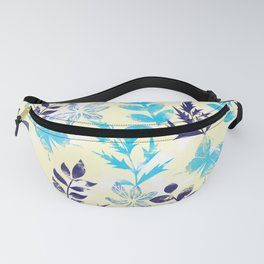 Floral Pattern VI Fanny Pack