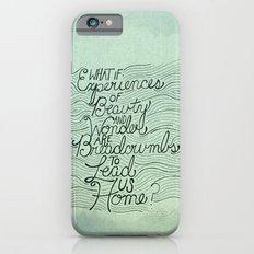 Breadcrumbs iPhone 6s Slim Case
