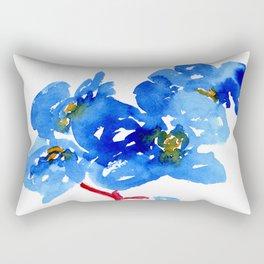 flower VIII Rectangular Pillow