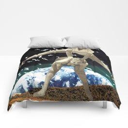 Leap Frog Comforters