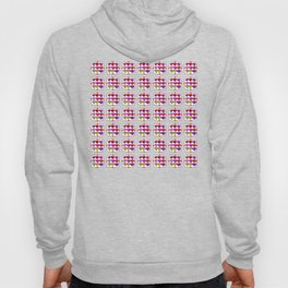 Love Hearts Faces - Valentines Hoody