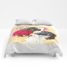 big bottom Comforters
