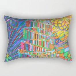 Tower of Babel - 2013 Rectangular Pillow