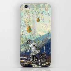 the early girl gets the bird iPhone & iPod Skin