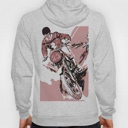 Motocross, the crosser Hoody