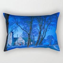 Swedish Church Rectangular Pillow