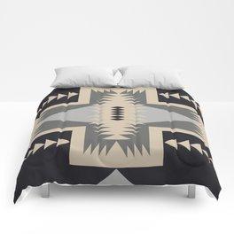 desert evening Comforters