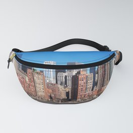 skyscraper architecture city Fanny Pack