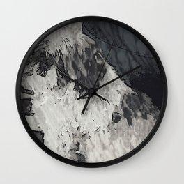 Pozing Shihtzu Wall Clock