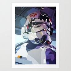 SW#54 Art Print