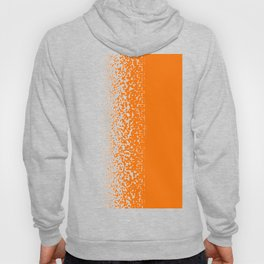 Shredded ORANGE Hoody