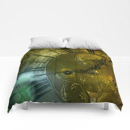 Father Time Comforters