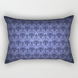 Beauty Haunted Mansion Wallpaper Stretching Room Rectangular Pillow