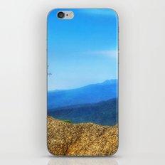 Standing Alone iPhone & iPod Skin